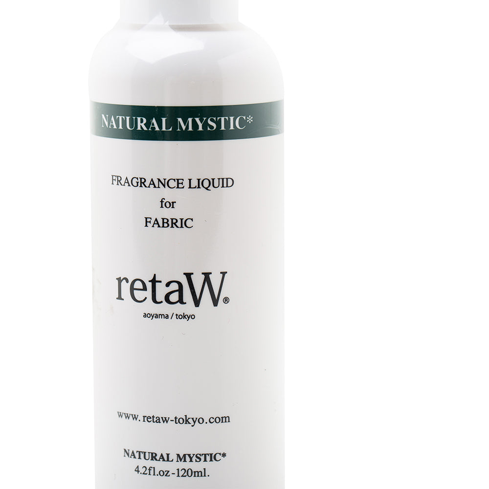 retaW Fragrance Liquid for Fabric | Natural Mystic* - CROSSOVER ONLINE