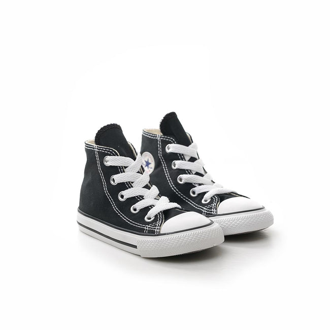 Chuck Taylor All Star Toddler Hi-Top | Black