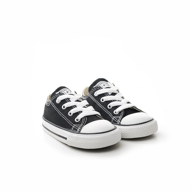Chuck Taylor All Star Toddler Low Top | Black