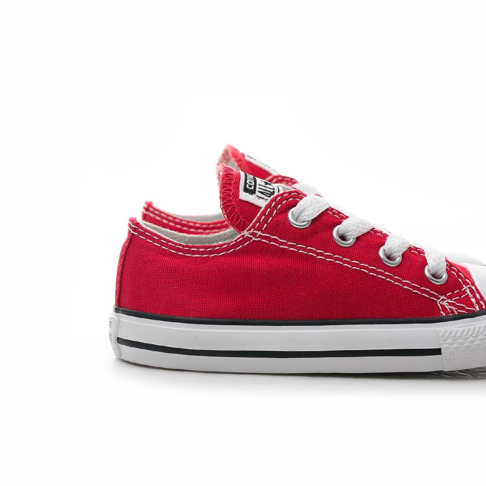 Chuck Taylor All Star Toddler Low Top | Red