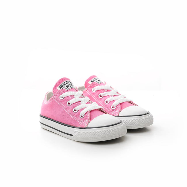 Chuck Taylor All Star Toddler Low Top | Pink