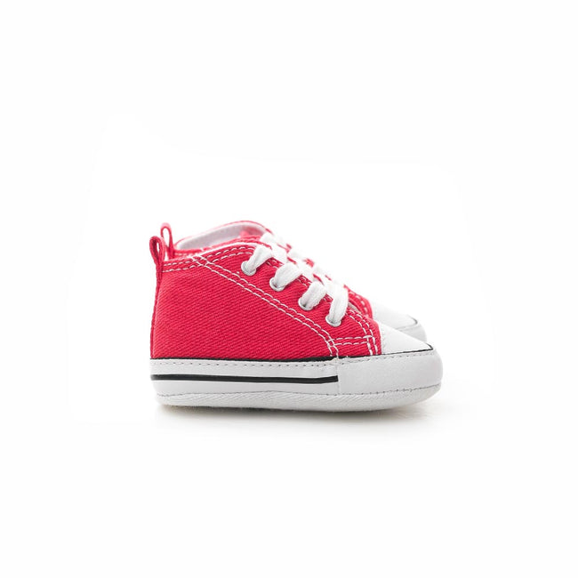 Chuck Taylor First Star | Red