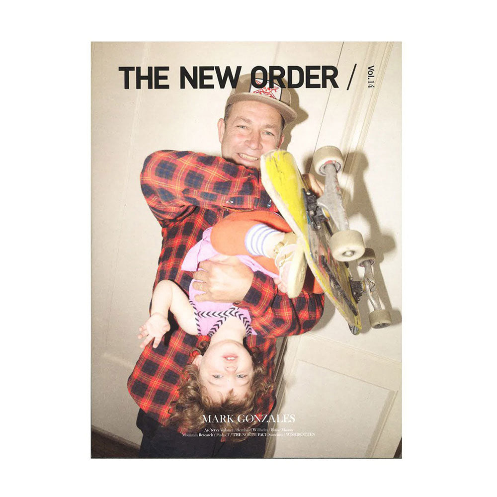 The New Order The New Order VOL. 14 - CROSSOVER ONLINE