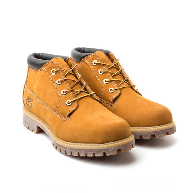Icon Waterproof Chukka | Wheat Nubuck