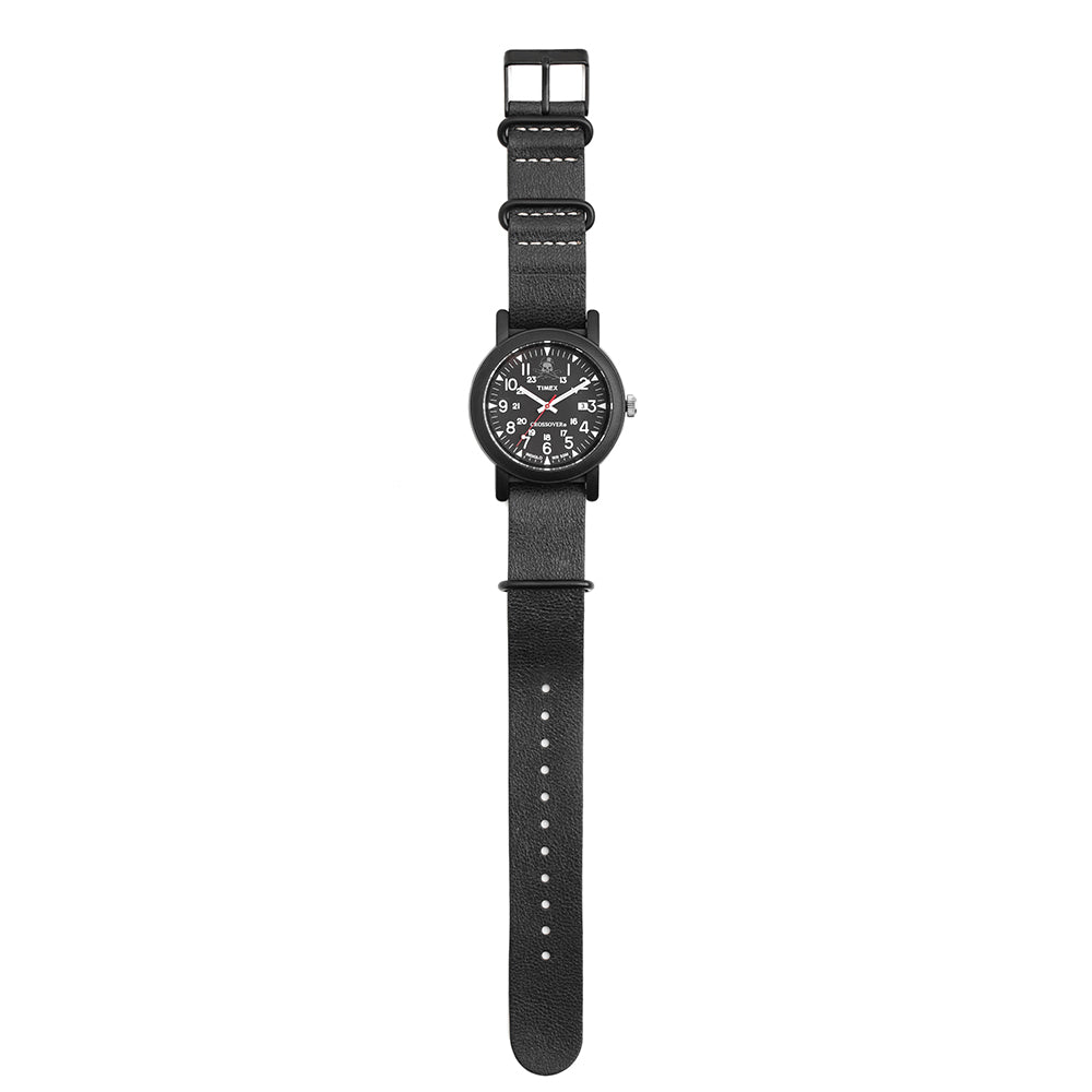 "Timex x CROSSOVER ""Paint It Black"" Camper"