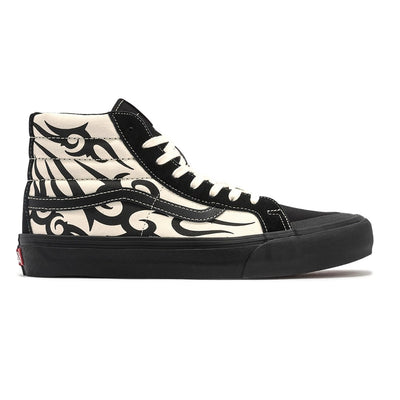 SK8-Hi 138 SF Tribal | Black