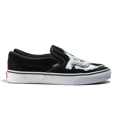 Slip On Jawbones | Black