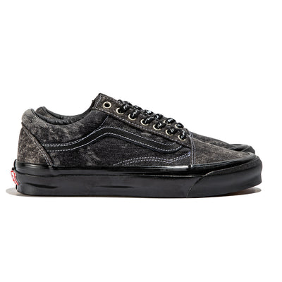 Vans Vault x Raised by Wolves by Jim Goldberg OG Old Skool LX | Acid Wash