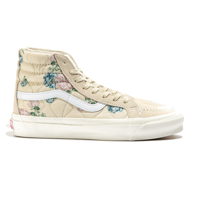 Vans Vault x Raised by Wolves by Jim Goldberg OG SK8-HI LX | Mattress Floral