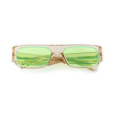 Vans Vault x SUPER Smile Sunglasses | Lime