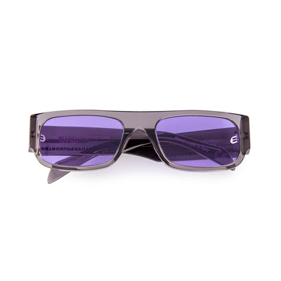 Vans Vault x SUPER Smile Sunglasses | Purple