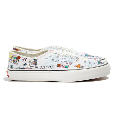 Vans x Kide Authentic SF | White Marshmallow