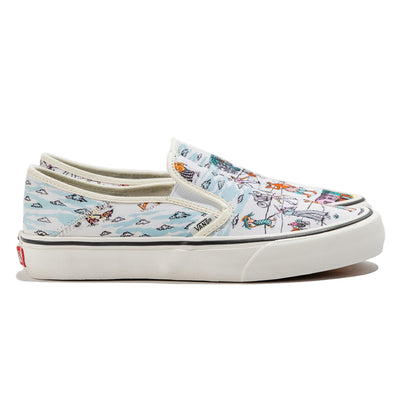 Vans x Kide Slip On SF | White Marshmallow
