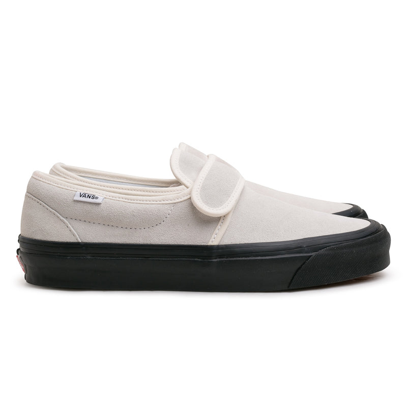 Vans Slip on 47 V DX Anaheim Factory | White - CROSSOVER ONLINE