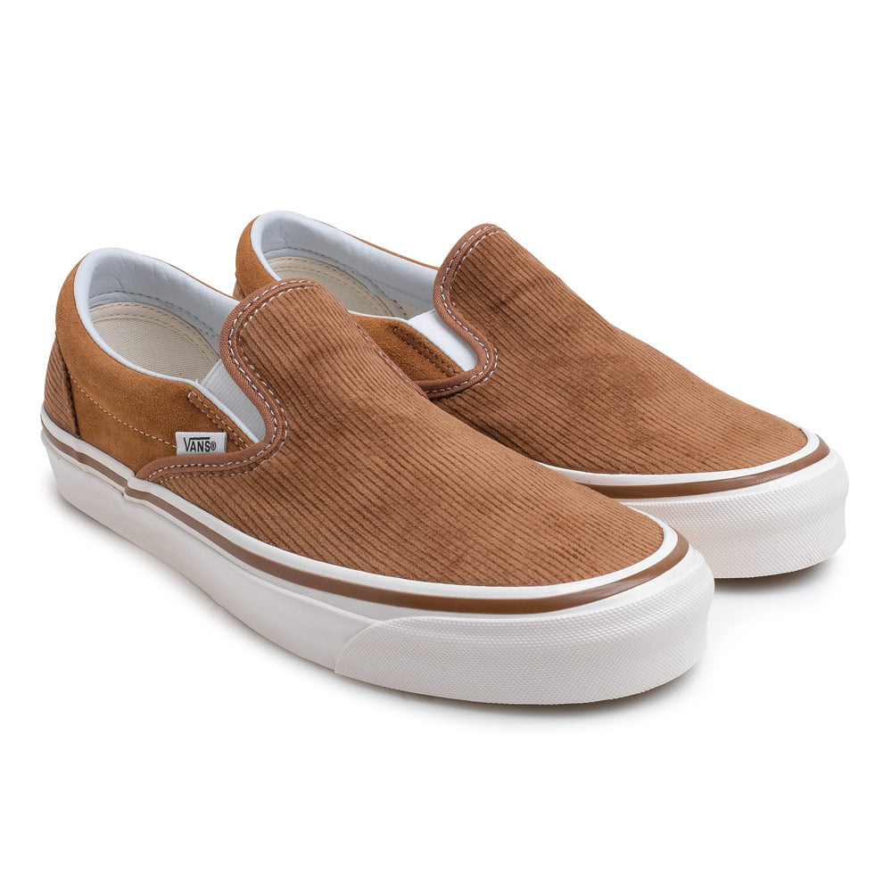 Vans Slip On 98 DX Anaheim Factory | Hart Brown - CROSSOVER