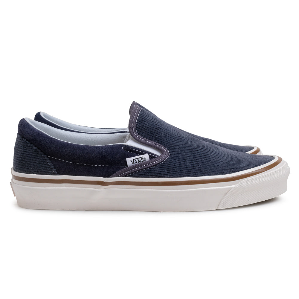 Vans Slip On 98 DX Anaheim Factory | Navy - CROSSOVER