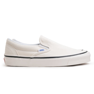 VansSlip on 98 DX Anaheim Factory | White - CROSSOVER