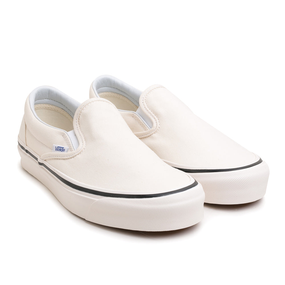 Vans Slip on 98 DX Anaheim Factory | White - CROSSOVER ONLINE