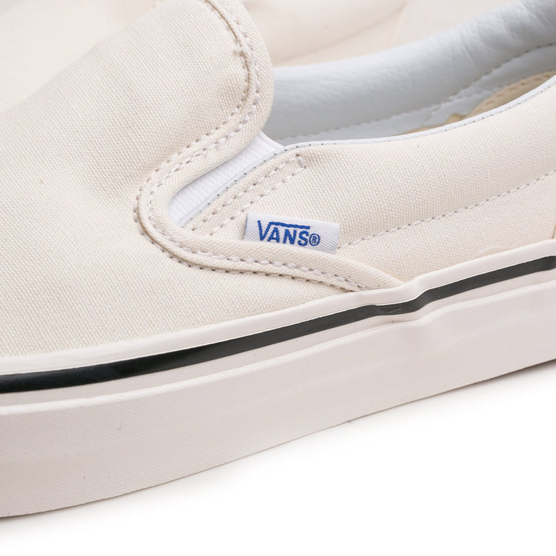 Vans Slip on 98 DX Anaheim Factory | White - CROSSOVER