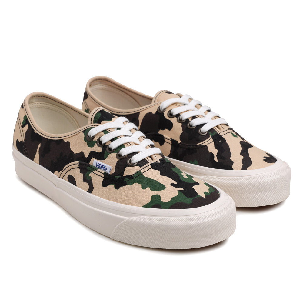 Vans Authentic 44 DX Anaheim Factory | Camo - CROSSOVER
