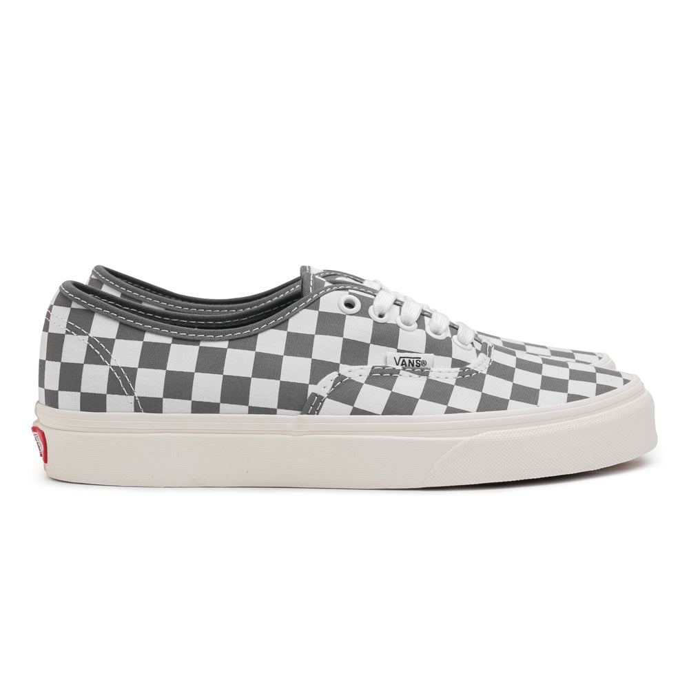 Vans Authentic Checkerboard | Grey - CROSSOVER