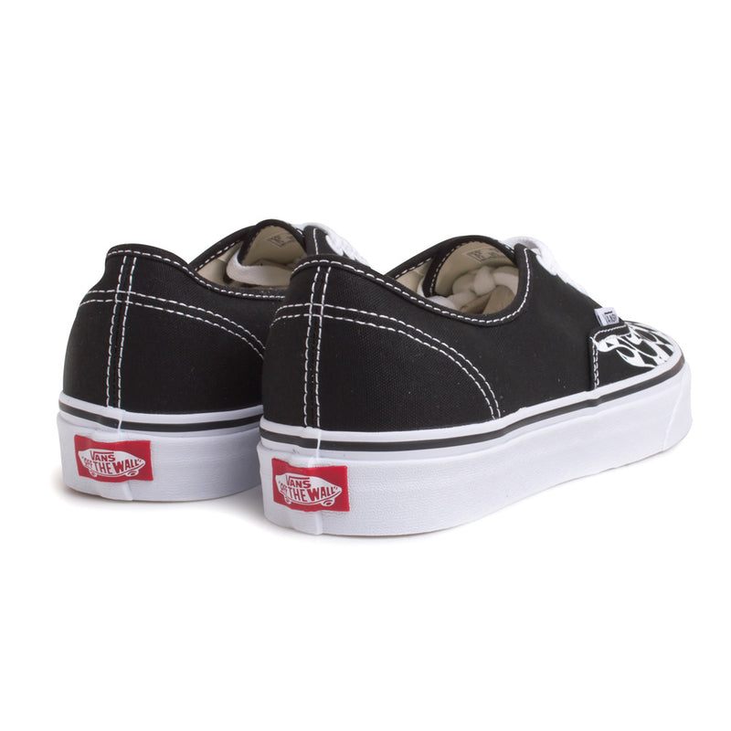 Authentic Checker Flame | Black