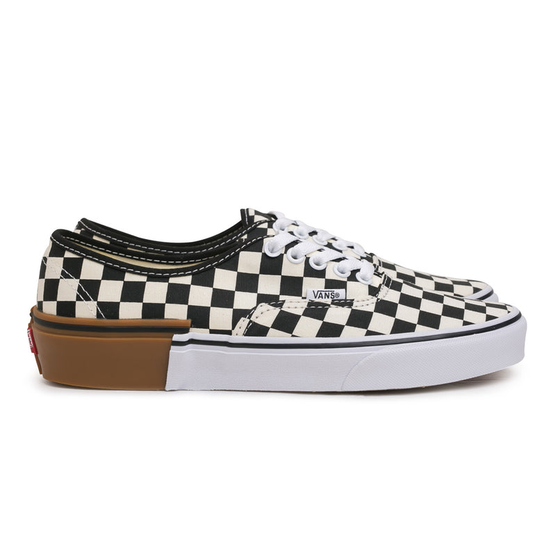 Vans Authentic Gum Block | Black - CROSSOVER ONLINE