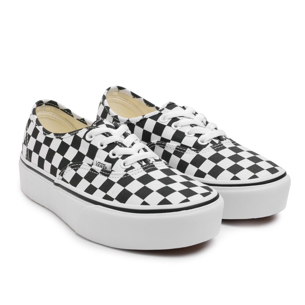 Vans Authentic Platform 2.0 | Checkerboard - CROSSOVER ONLINE