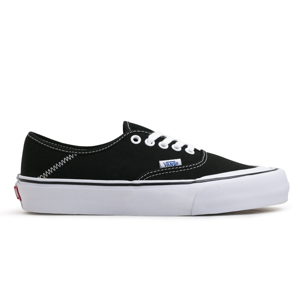 Vans Authentic SF Toe Cap | Black - CROSSOVER ONLINE