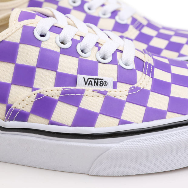 Vans Authentic Thermochrome Checker | Purple - CROSSOVER
