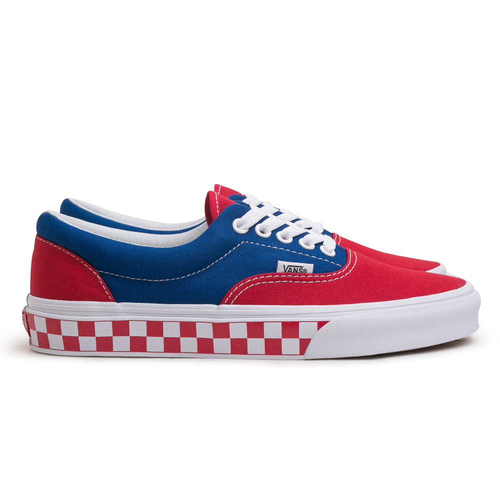 Vans BMX Checkerboard Era | Blue Red - CROSSOVER ONLINE