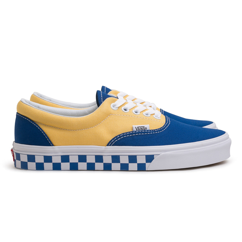 Vans BMX Checkerboard Era | Yellow Blue - CROSSOVER ONLINE