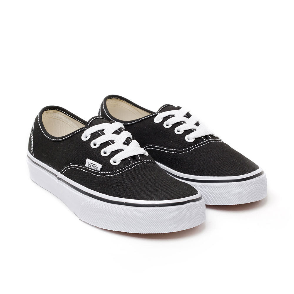 Vans Classic Authentic | Black - CROSSOVER