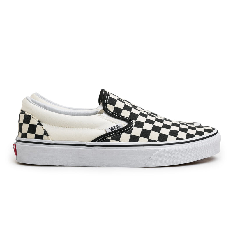 Authentic Checkerboard | Grey