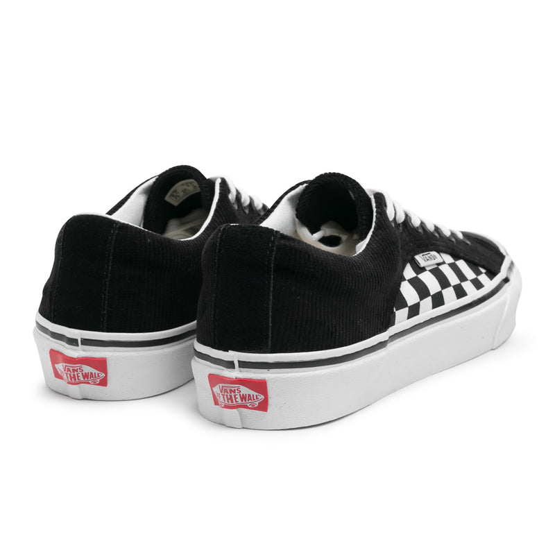 Vans Lampin Checker | Black - CROSSOVER ONLINE
