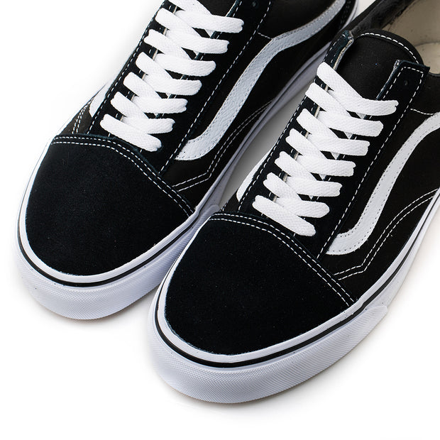 VansClassic Old Skool | Black - CROSSOVER