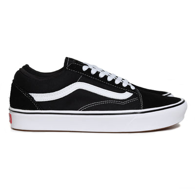 Vans Old Skool ComfyCush | Black - CROSSOVER