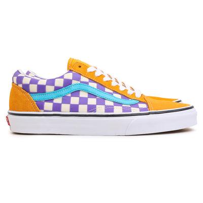 Vans Old Skool Thermochrome Checker | Purple - CROSSOVER