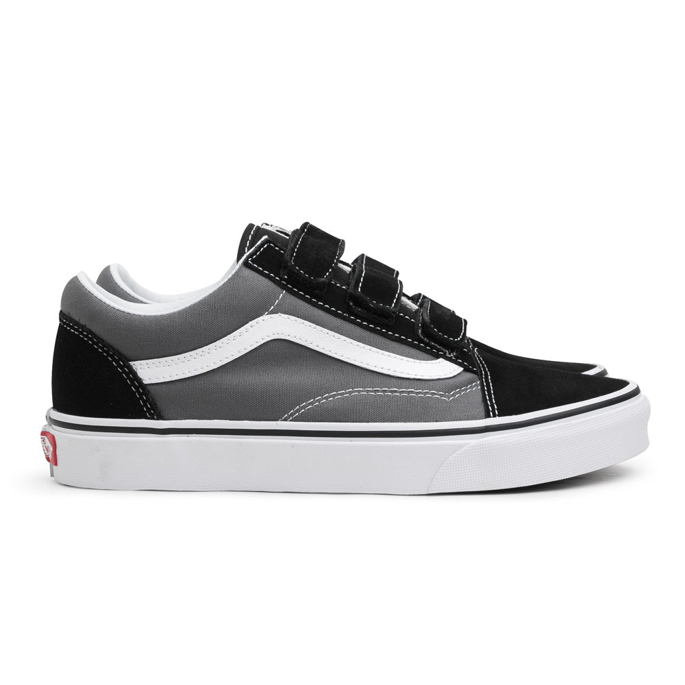 Vans Old Skool V | Grey Black - CROSSOVER ONLINE