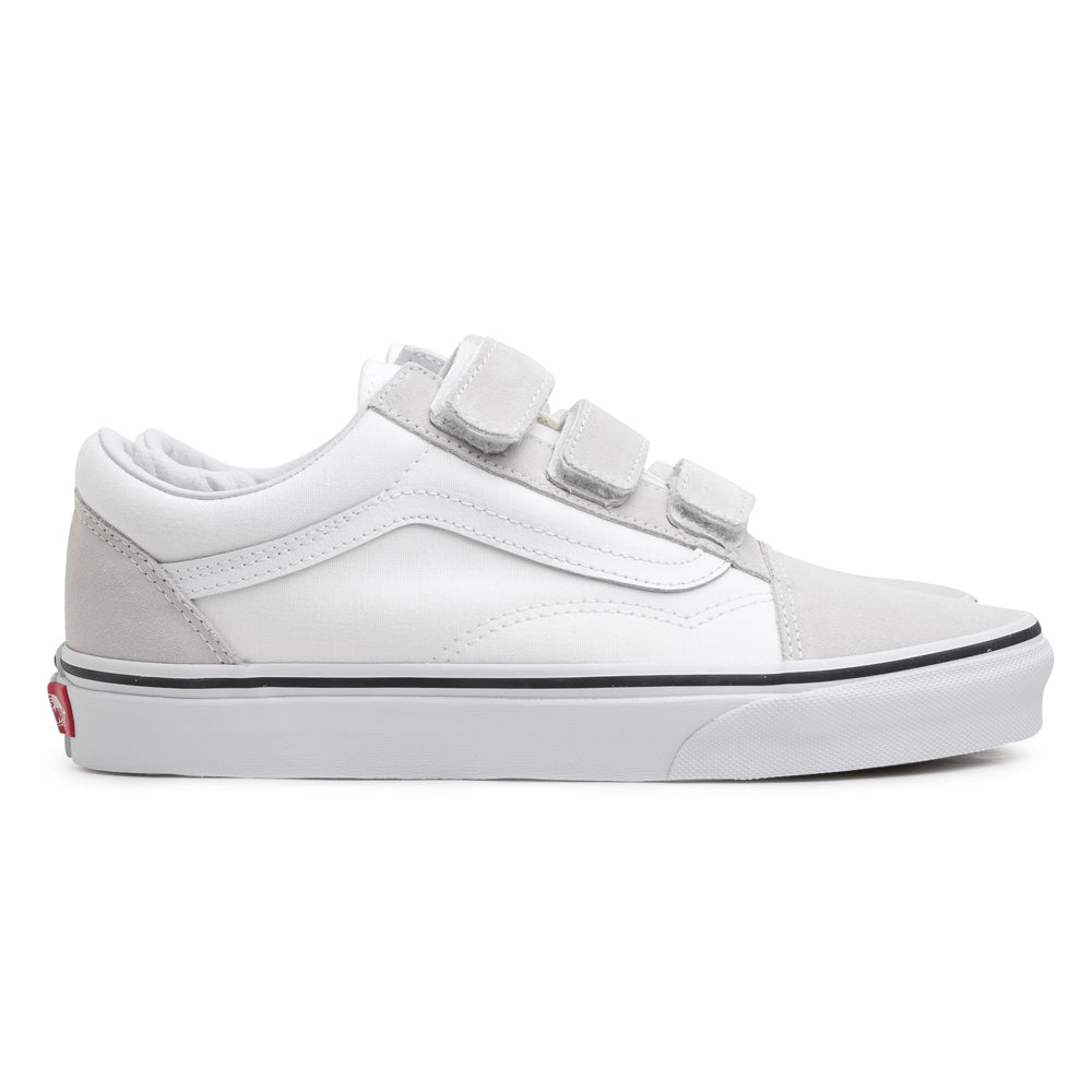 Vans Old Skool V | White - CROSSOVER