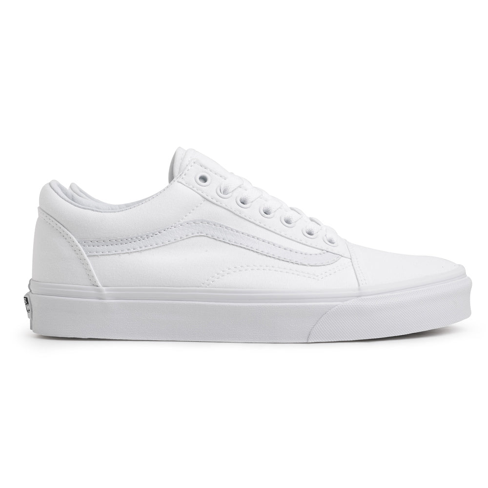 Vans Old Skool | True White - CROSSOVER ONLINE