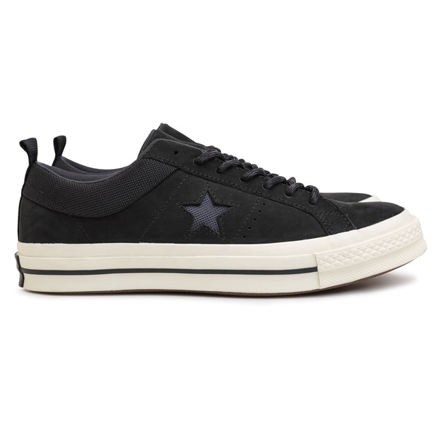 Converse One Star Ox | Black - CROSSOVER