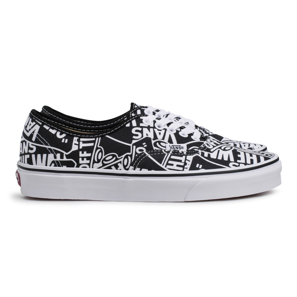 Vans Authentic OTW Repeat | Black - CROSSOVER