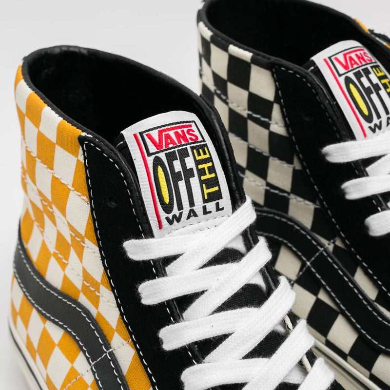 Vans SK8-HI 138 Decon SF | Yellow - CROSSOVER ONLINE