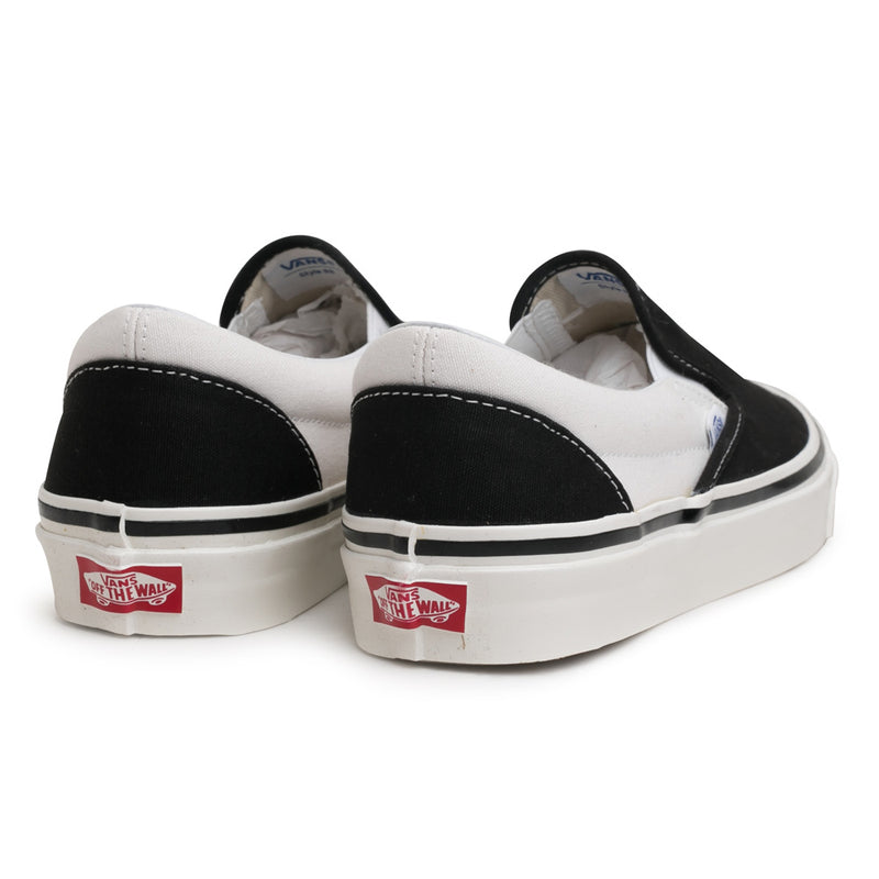 Vans Slip on 98 DX Anaheim Factory | Black - CROSSOVER ONLINE