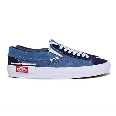 VansSlip On Cap | Navy - CROSSOVER