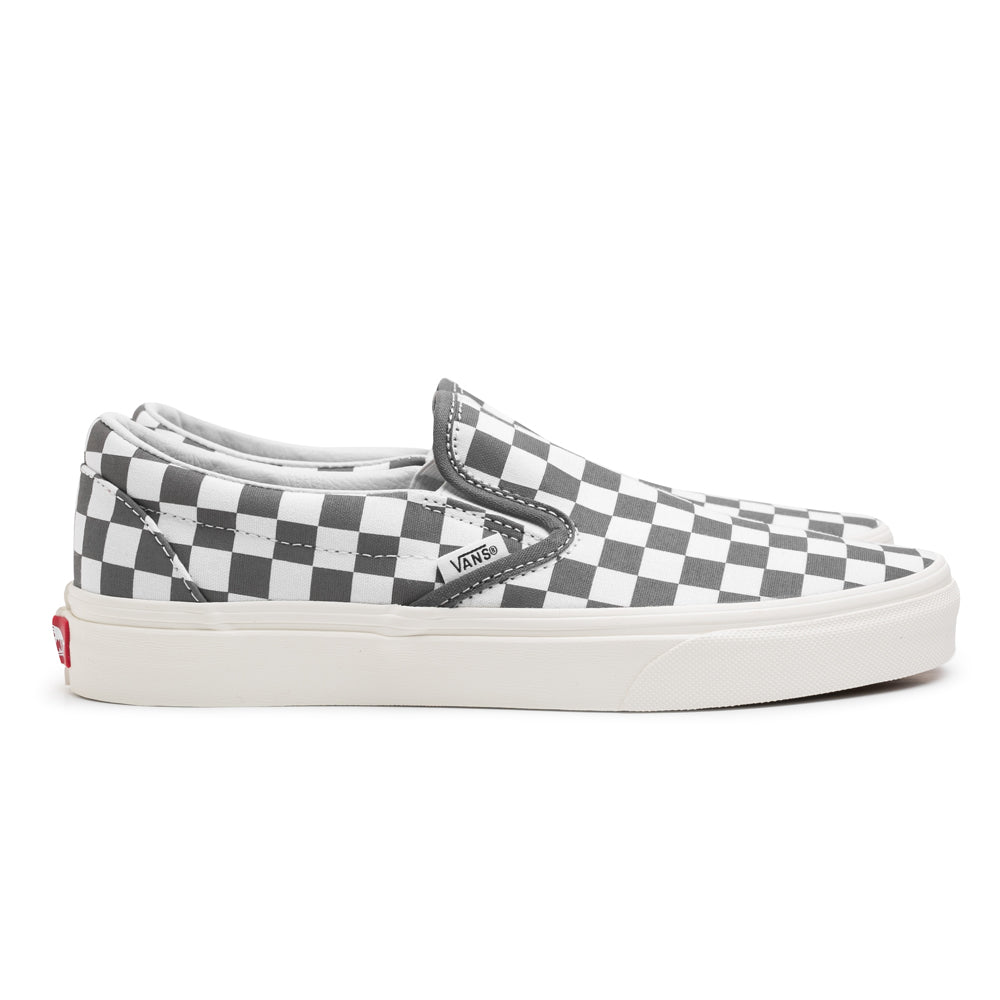 Vans Slip On Checkerboard | Grey - CROSSOVER ONLINE