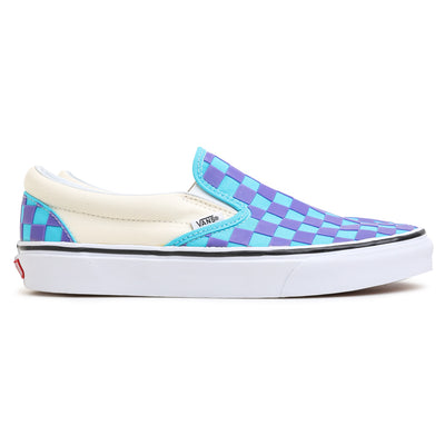 Vans Slip On Thermochrome Checker | Purple - CROSSOVER