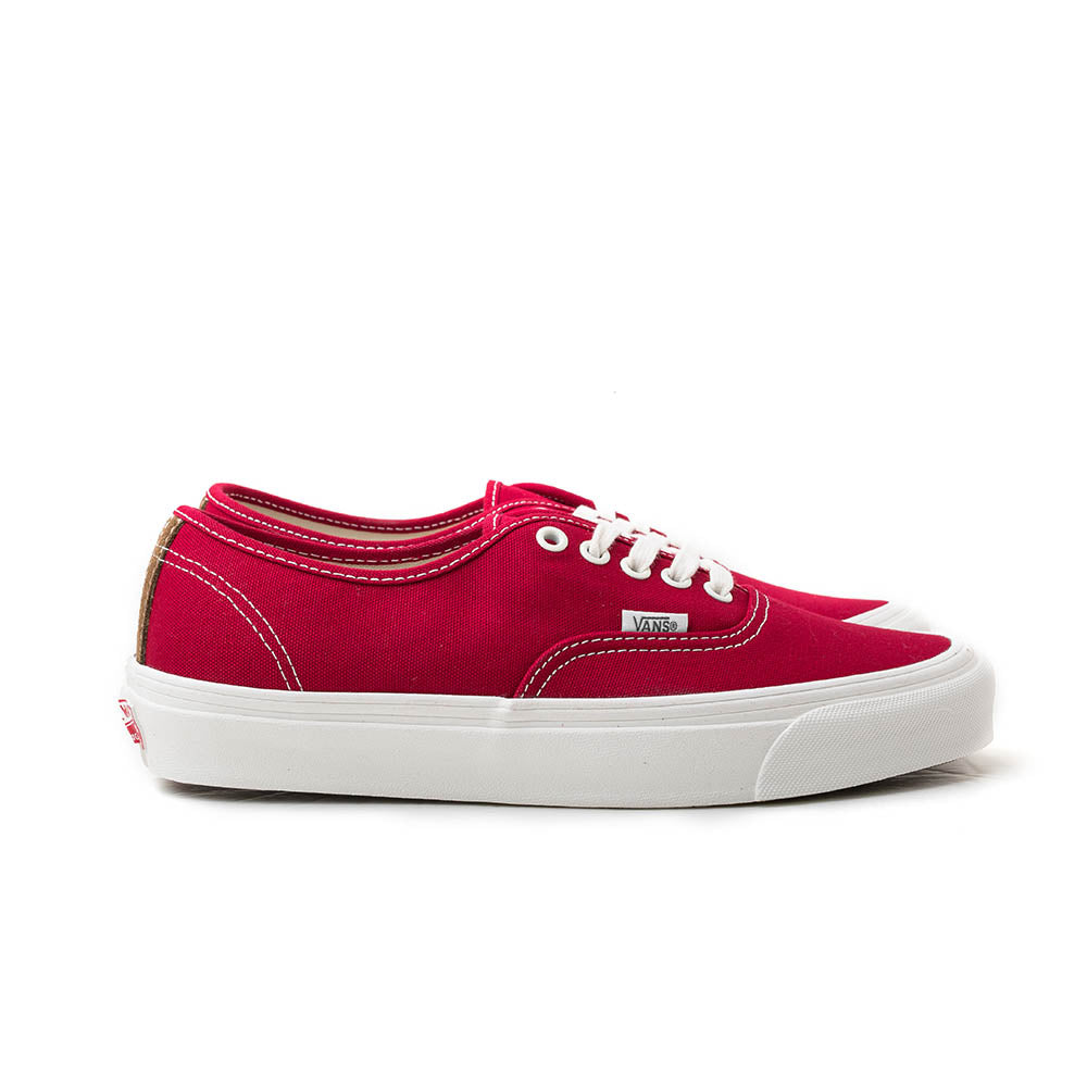 VansOG Authentic LX | Chilli Pepper - CROSSOVER ONLINE