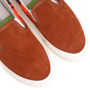 VansVans Vault x Modernica OG Slip On LX | Leather Brown - CROSSOVER